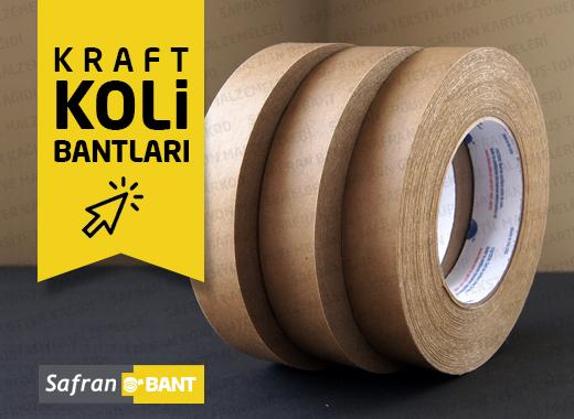 Kraft Koli Bandı